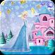 Frozen World Princess Elsa and Anna : Subway Snow by Princess Subway Runner Games Inc.