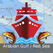 i-Boating:Persian Gulf&Red Sea by Gps Nautical Charts