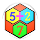 Math Games number puzzles free by DroiDev1