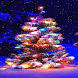 Colorful Cristmas Tree LWP by Daksh Apps