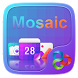Mosaic GO Launcher Theme by ZT.art