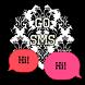 GO SMS - Damask 10
