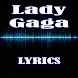 Lady Gaga Top Lyrics by Khuya