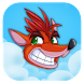 Super Crash Fox by lizard apps