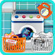 Washing Clothes Kids Games by SameConnection