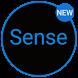 Sense Black/Blue cm13 theme by Baranov Group