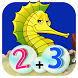 Kids Number and Math Learning by Happy Baby Games - Free Preschool Educational Apps