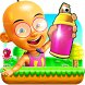 Subway Upin racing Ipin by Parallel Tech Studio