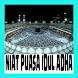 NIAT PUASA IDUL ADHA by Azza Studio