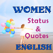 Women English Status & Quotes by Hussain Saif1986