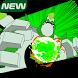 Alien Ben AtomixTransform - Ultimatrix Unleashed by Survival Inc