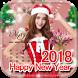 2018 ปฏิทินปีใหม่ แต่งรูปปฏิทิน2018 กรอบรูปปฏิทิน by Jitta Foto App