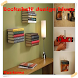 Bookshelf design ideas by karisma