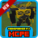 NEW Transformers v1.1 for MCPE by kn1Des