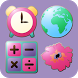 ANAP Cute Icon & Flower WP by NOS Inc.