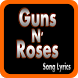 Guns N' Roses Song Lyrics by rocku
