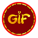 GIF e Mensagem de amor by International.Apps Inc
