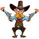 Cowboy Invade by App Inc.