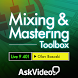 Mixing & Mastering For Live 9 by AskVideo.com