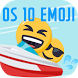 Phone emoji keyboard OS 10 by Moj Design