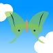 Neon Moth by Xeraora Studio