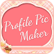 Profile Pic Maker by Pearl White Developers