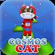 Cosmos Cat by Elitsia AB