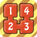 Number Connect Puzzle Candy by Stanley Lam