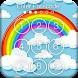 Rainbow HD Screen Lock by Trend NewLock