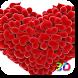 3D Heart Live Wallpaper