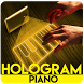Piano Hologram simulator by zen apps