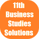 Business Studies Solutions 11 by Easify Apps