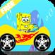 Sponge Car Racing by Harold C. Cross