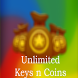 Unlimited Coins n Keys Subway by sodrosh