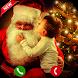 Video Call Santa ???? Christmas Wish Live Call ???? by Call Santa claus
