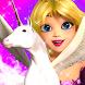 Princess Unicorn Sky World Run by Kaufcom Games Apps Widgets