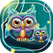 Cute Owls Live Wallpaper by Live Wallpapers 3D
