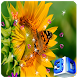 3D Sunflower Wallpapers by Thanh_Lan