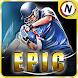 Epic Cricket - Big League Game by Nazara Games