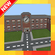 Neighborhood and School Maps for MCPE by Kaitech