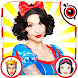 Snow White Photo Stickers by Mezick Mobile Apps