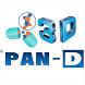 Pan D Augmented Reality App