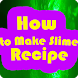 How to Make Slime Recipe Video by Toys Collector