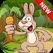 Incredible Runaway Rabbit by BADR EDDINE