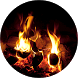 Fireplace Live Wallpaper by AndApplique