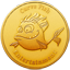 CurveFish Gold Donation by CurveFish