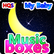 My baby Music Boxes HQS (Lite) by DOKDOAPPS