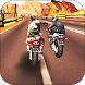 Bike Rider Attack Stunt Race by Developer Hunting Racing Simulation commando Top