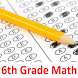 Mathematics Test Grade 6 by GRADINGDAY.COM