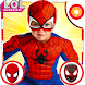 Spider Hero Photo Editor